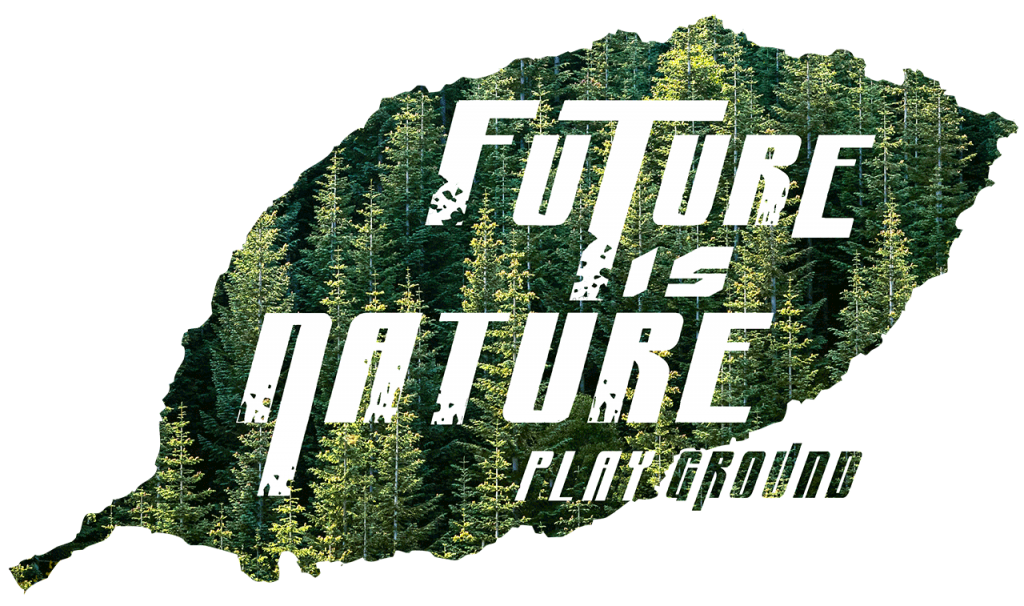 Logo Future Is Nature Playground