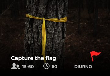 Capture the flag - future is nature playground