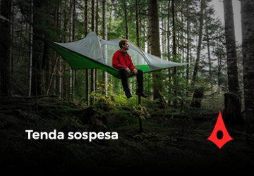 tenda sospesa - future is nature playground